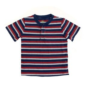 Circo Boys Striped Button Up Shirt Top 3T